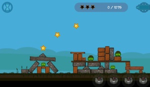 Juego gratis para BlackBerry  Battle Frogging II