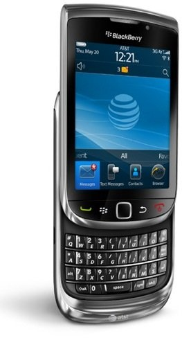 OS 7.0.0.474 Oficial de Telstra para BlackBerry Torch 9810 2