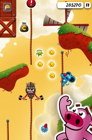 SuperRope llega a Android