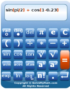Scientific Calculator 3