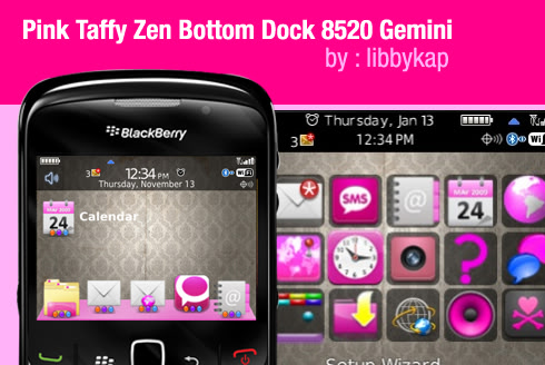 taffy-blackberry-theme