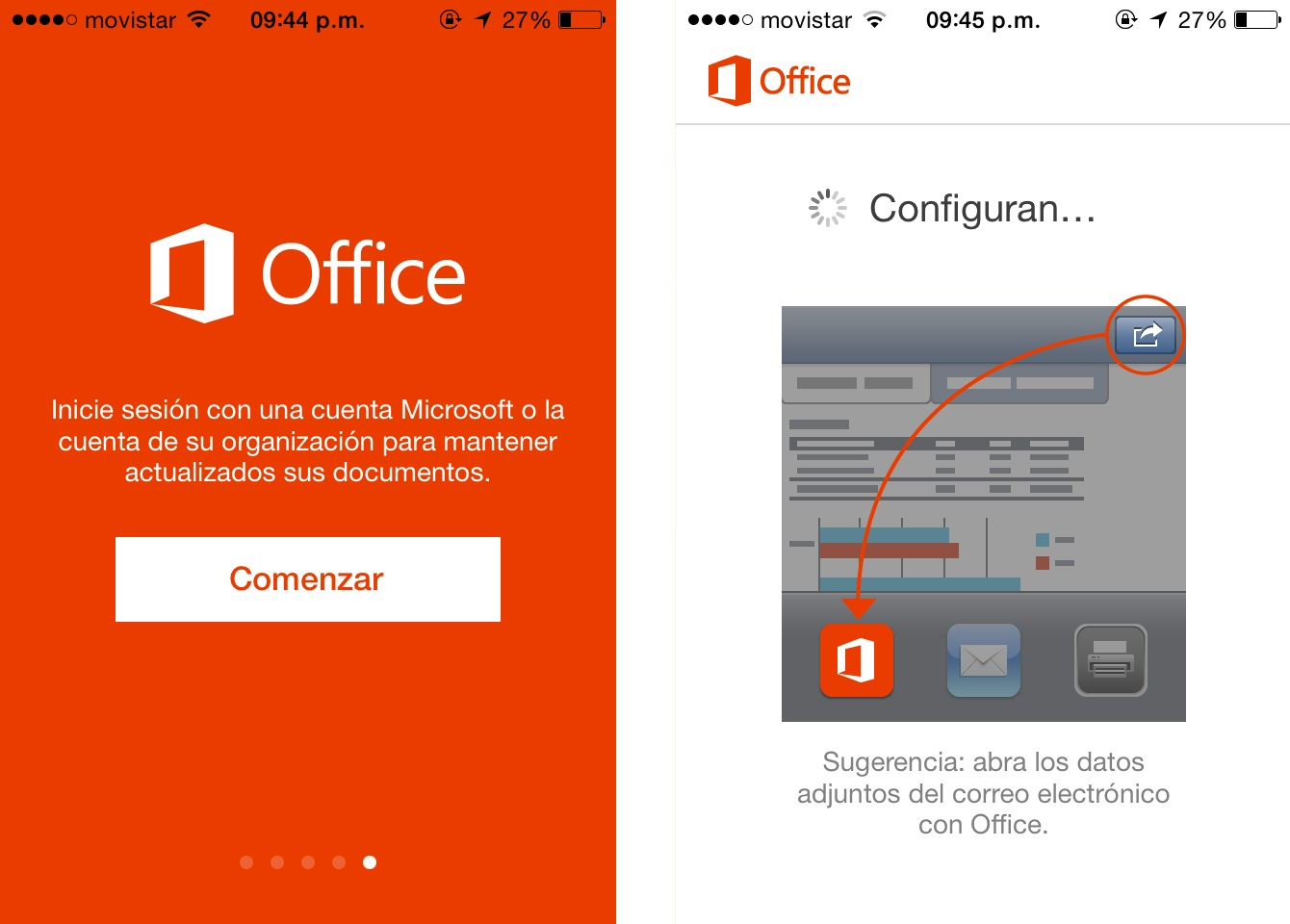 Office para iPhone y Android ya es gratis 4