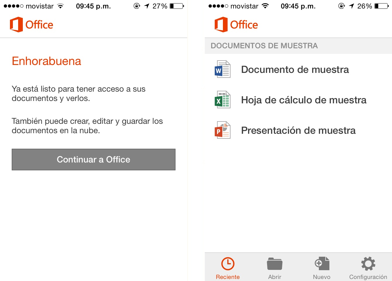 Office para iPhone y Android ya es gratis 5