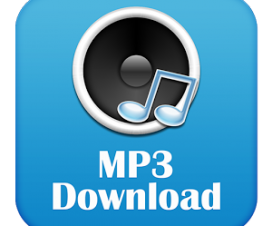 simple mp3 downloader logo