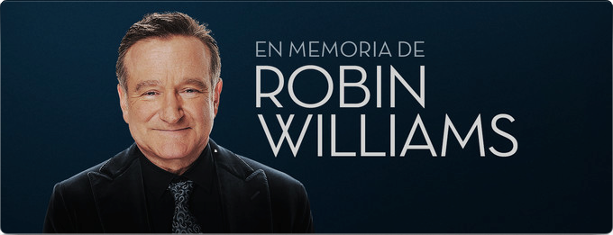En memoria de Robin Williams