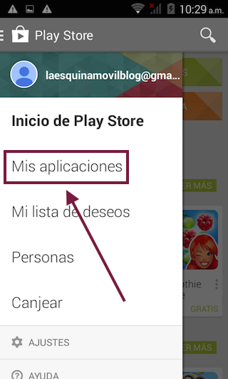 Actualizar WhatsApp Android