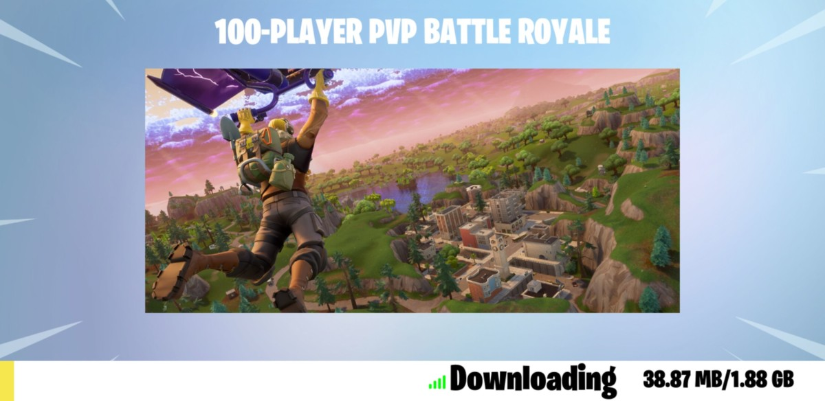 fortnite descarga para android