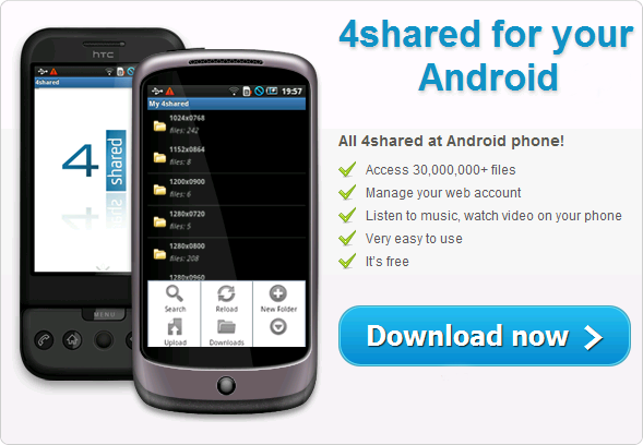 4shared-android