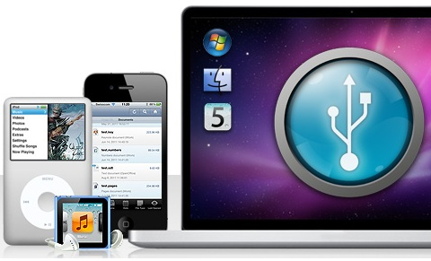 Transferir archivos de iPhone, iPad, iPod Touch a PC sin iTunes