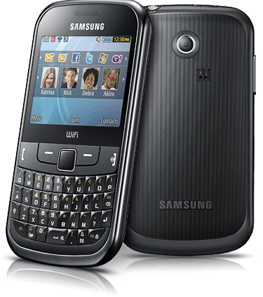 Samsung Chat S3350