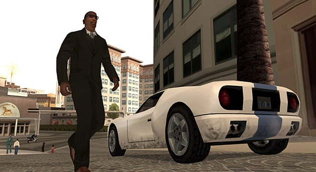 Gran Theft Auto San Andreas para iOS, Android y Windows Phone en diciembre