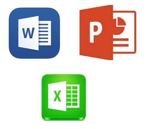 Microsoft Word, Excel y Power Point disponible para iPad