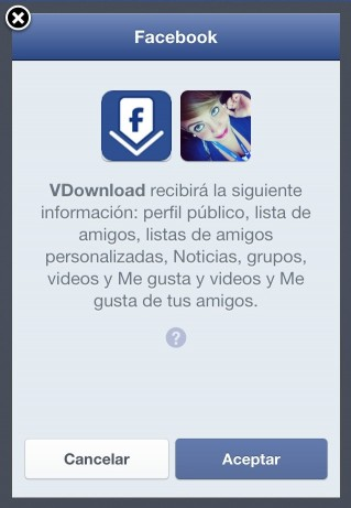 Descarga videos Facebook en tu iPhone y Android 3