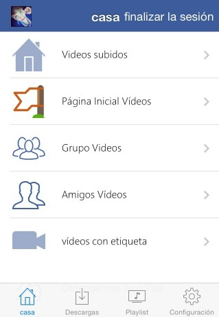 Descarga videos Facebook en tu iPhone y Android 4