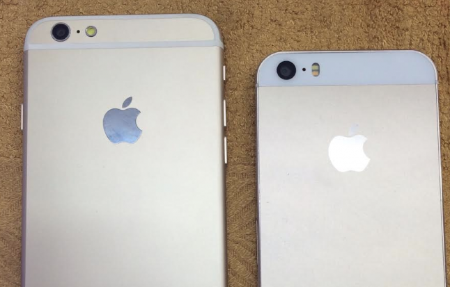 iphone 6 vs iphone 5s - 3